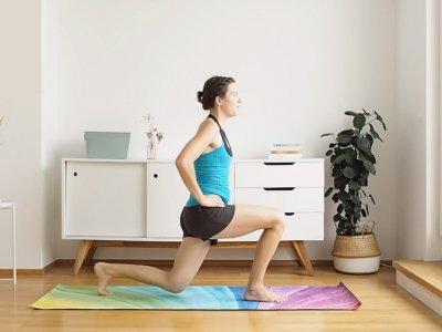 In 5 Minuten Fit ins neue Jahr Workout