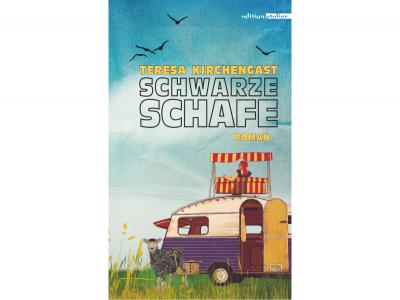 """Gewinne das Buch des Monats """"Schwarze Schafe"""" von Teresa Kirchengast"""