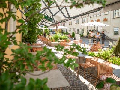 Die schönsten Gastgärten in Graz