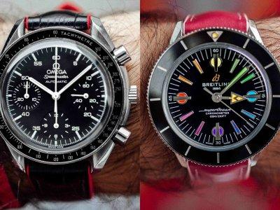 Rolex, Omega oder Breitling?: Die besten Uhren unter 5000 Euro