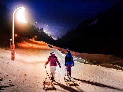 Die längsten Nachtrodelbahnen Österreichs – Teil 1