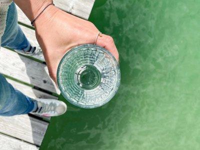 Mit diesen Tricks trinkst du mehr Wasser!