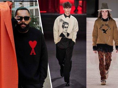 Alles Knit oder was? Fall/Winter 20 Pullover-Trends für Männer