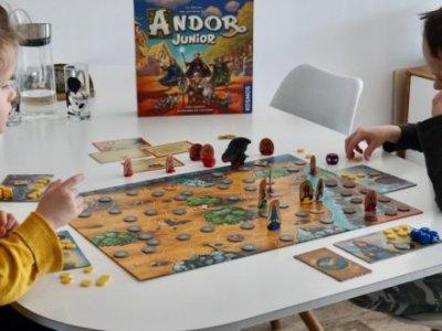 Andor Junior – das kooperative Fantasy-Brettspiel für die ganze Familie (Gewinnspiel & Test)