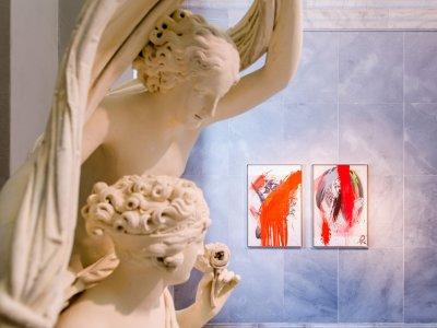 Gewinne 3×2 Eintrittskarten ins Arnulf Rainer Museum