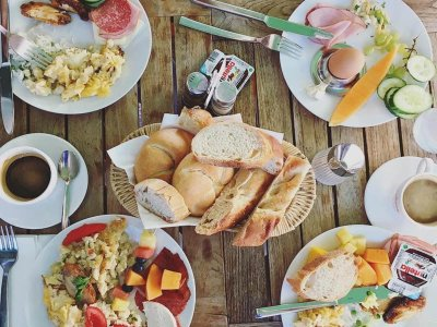 All you can eat-Brunch in Wien – Teil 2
