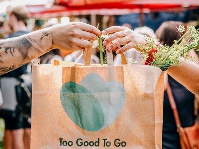 """Einfach Lebensmittel retten: mit der """"Too Good To Go""""-App"""
