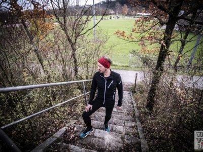 Stiegenlaufen – Training für mehr Power