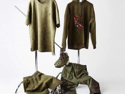 Nike x Travis Scott Apparel / Store and Raffle List