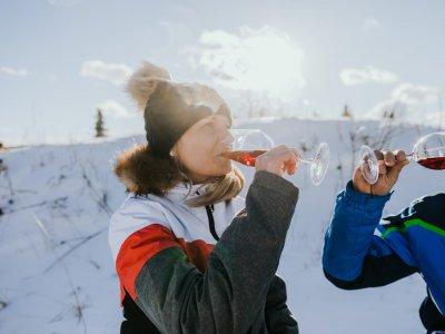 Entspannungsurlaub: Erlebe einen kulinarischen Weinwinter im Schilcherland