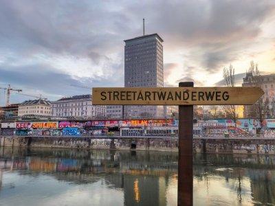 5 Street-Art-Wanderwege durch Wien