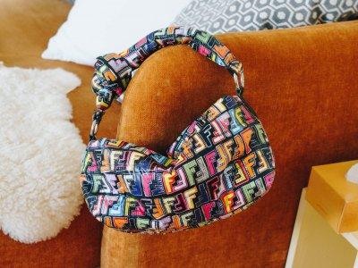 DIY Handtasche: look a like zwischen Fendi und Dries Van Noten
