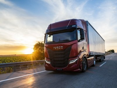 Iveco modernisiert die S-Way-Kabine