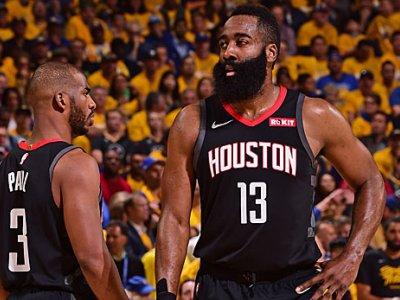 """NBA: Harden ätzte vs. CP3: """"Immer irgendwas mit dir"""""""