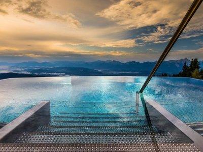 Unsere Top Ten Infinity Pools in Österreich