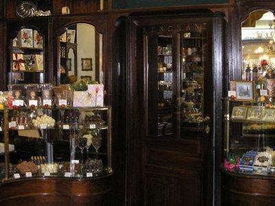Kultige Schokolade-Geschäfte in Wien – Teil 1