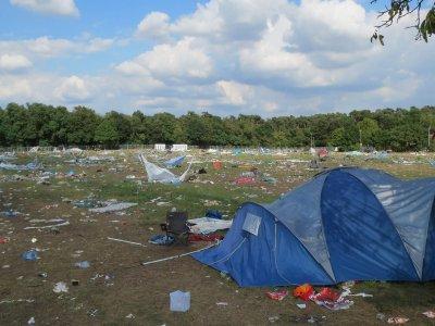 Unser Senf: Warum ich auf Festivals nicht mehr campe