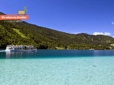 Österreichische Seen mit Karibik-Flair