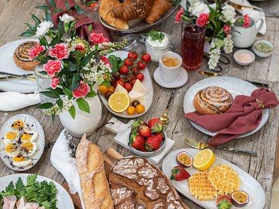 Guten Morgen – Frühstücksservice ist da