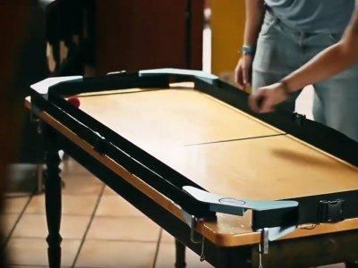 HesherBall – portabler Tischspieltrend