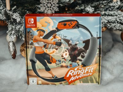 Nintendo Switch Ring Fit Adventure – Review