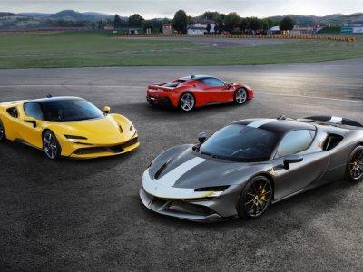Universo Ferrari – Ausstellung in Maranello, gewidmet der Welt von Ferrari
