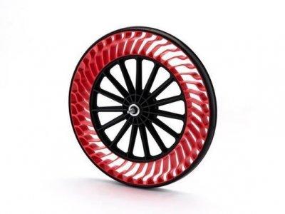 CES 2020: Bridgestone kommt mit luftlosen Reifen