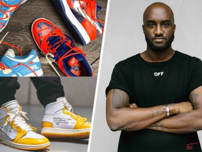 7 neue Sneaker aus Virgil Abloh's Off-White X Nike The 20 Kollektion