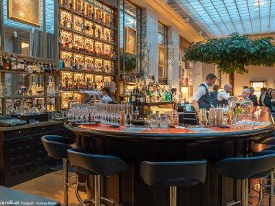 The Bank Bar – neue Signature Cocktails – Park Hyatt Vienna