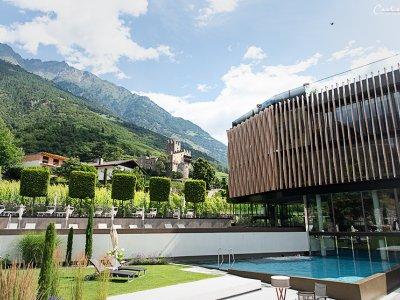 Dolce Vita {Hotels} in Südtirol