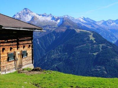Schöne Hütten zum Übernachten in Österreich