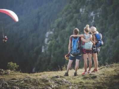 Gewusst, wie du dich am Berg sicher verhälst?