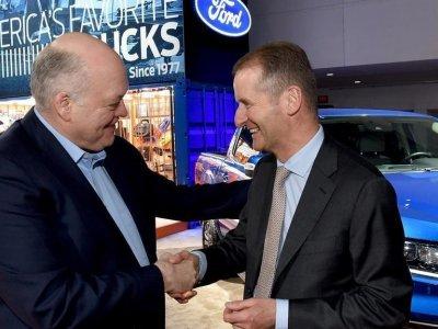 Ford und VW gehen gemeinsam autonome Wege