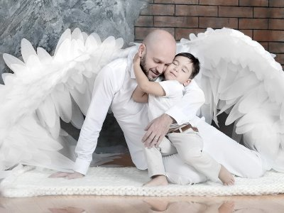 Der ultimative Vaterschaftstest: 5 Fragen an alle Super-Dads