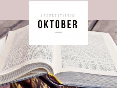 Lesemonat Oktober in Zahlen