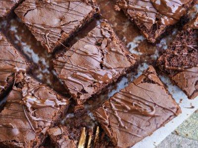 Cook   Brownies extra schokoladig und super einfach