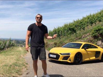 Audi R8 V10 Performance Quattro Coupé Facelift (620 PS) – Fahrbericht im Video