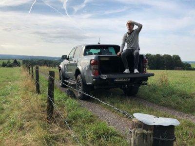 Ford Ranger Raptor -Extrovertierte Optik spricht auch Rote-Teppich-Gänger an