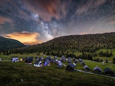 Wandern rund um das Nassfeld: Erkundet die Karnische Milchstraße