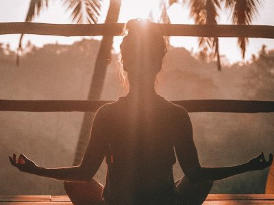 Entschleunigung pur: Yoga Retreats in Österreich