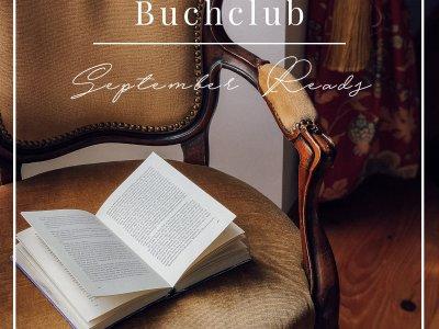 the ladies. Buchclub | September