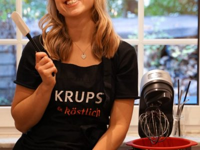 Krups & Köstlich – die virtuelle Kochshow