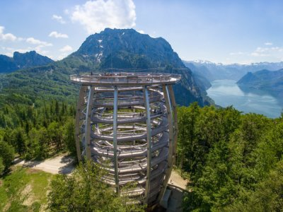 Die schönsten Baumwipfelwege in Österreich