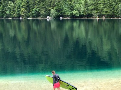 SUP – der Stand Up Paddling Guide
