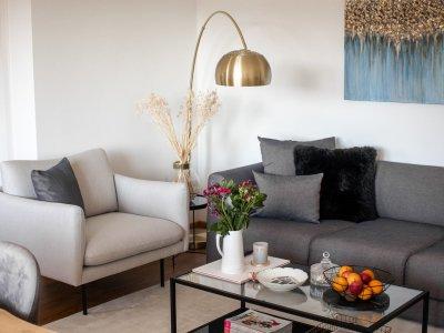 Interior Reveal: Wohnzimmer