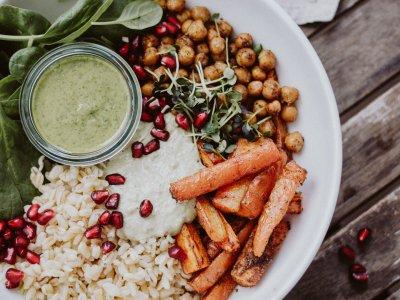 Rezept: Fit Food – vegane Goddess Bowl