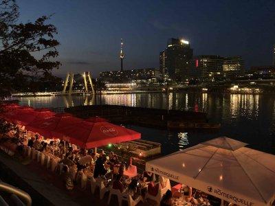Die 10 kühlsten Orte in Wien