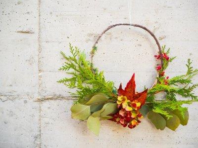 DIY Kränze binden mit Naturmaterialien: Easy, mega angesagt & wie vom Floristen