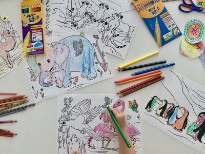 Gewinne einen Kurzurlaub mit #natürlichbunt von BIC Kids