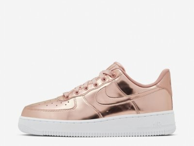 AIR FORCE 1 METALLIC BRONZE